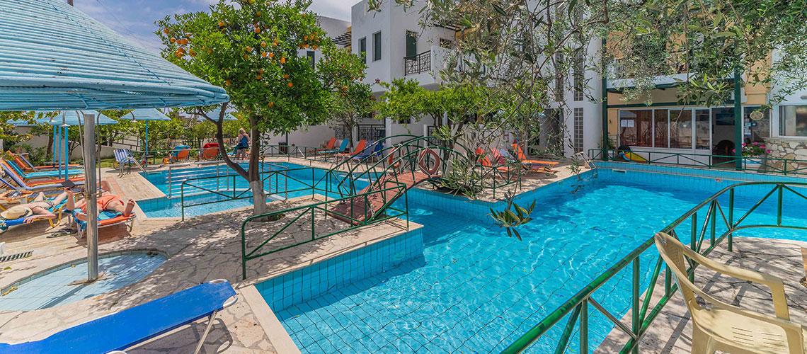 Hotel Kastro Myrtos
